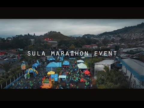 Sula Marathon Event // Tegucigalpa, Honduras
