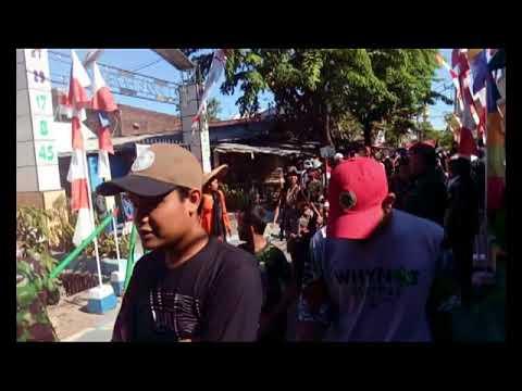 Sekilas Video Karnaval Kemerdekaan Tanah Merah RT4 RW4 Surabaya 2017