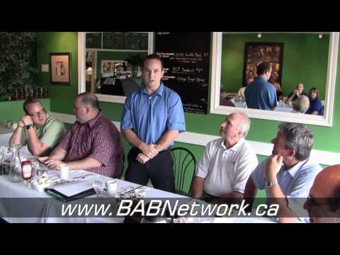 BAB Network in Kitchener Waterloo Ontario Canada. Small Business Network
