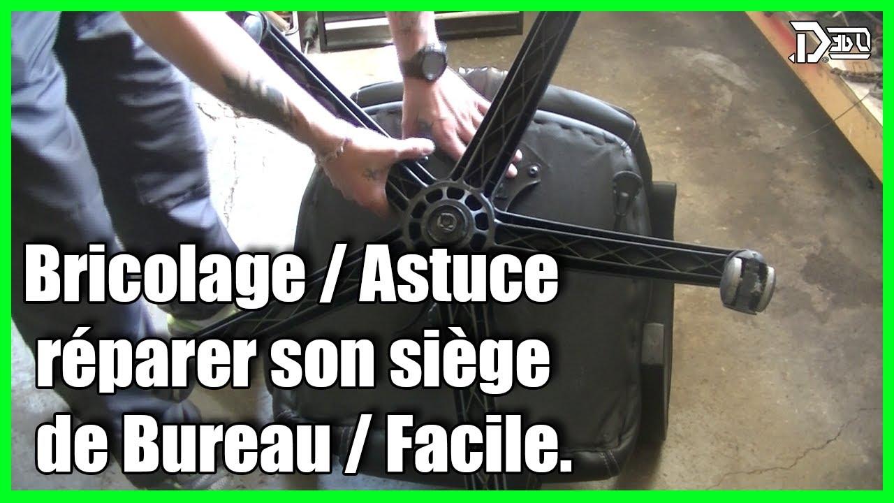 Bricolage Chaise De Bureau On Bricole 5