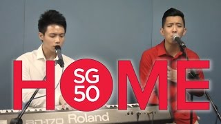 Kit Chan - Home (Cover by Gary Song & Javin Tham)