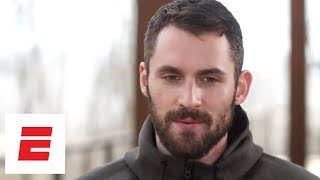 [FULL] Kevin Love: You're starting to see 'my true self' since panic attack article | ESPN