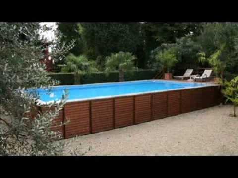 Piscine fuori terra gold e country piscine salento - Rivestire piscina fuori terra fai da te ...
