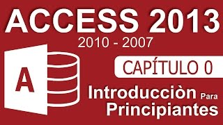 microsoft access tutorial for beginners