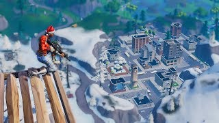 When you Skybase In Season 7 Of Fortnite