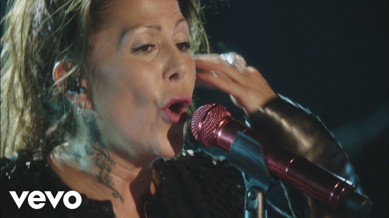 Alejandra Guzmán Yo Te Esperaba En Vivo Youtube