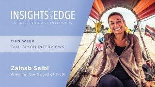 Tami Simon interview Zainab Salbi