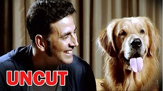 UNCUT - Akshay Kumar and Entertainment's EXCLUSIVE INTERVIEW