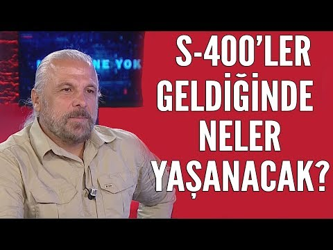 S-400'ler Temmuz'da geldiğinde Türkiye'de neler yaşanacak? Mete Yarar tek tek açıkladı