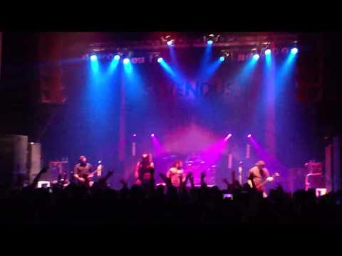 Sevendust - Praise Live in Worcester 2013