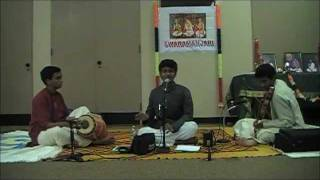 Maathe tharu varnam in khamas by Ramnath Bhagavath