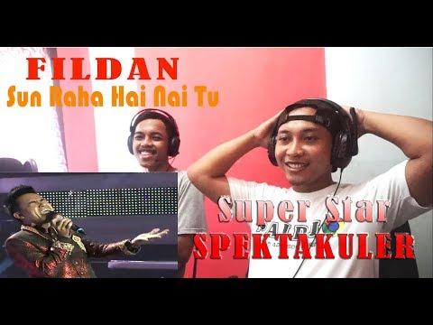 FILDAN Sun Raha Hai Nai Tu REACTION - DA Asia 3: Fildan DA4, Indonesia - Sun Raha Hai Nai Tu