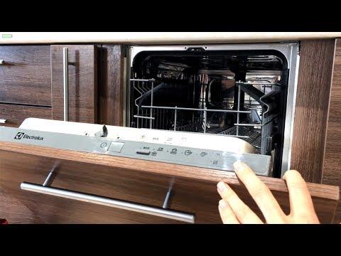 Посудомоечная машина Electrolux ESL 94200 LO. Обзор и отзыв