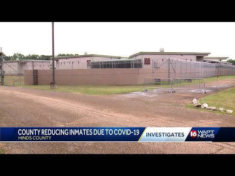 Hinds County Releases Inmates In Response To COVID-19
