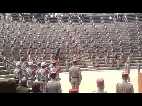 20130430  Camerone 2013 - Le REC chante La Colonne
