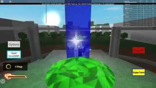 Roblox: Sonic Ultimate RPG (Getting All 7 Chaos Emeralds)