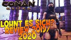 Lohnt sich Conan Exiles? ⭐ Update Ende 2019/2020 ⭐ [Conan Exiles Review 2019/2020]