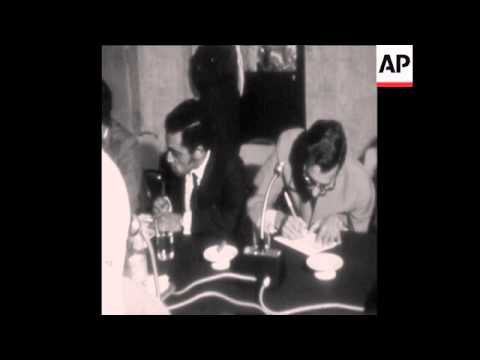 SYND 20-11-72 FINAL SESSION OF ARAB DEFENCE CONFERENCE