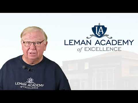 Enroll your scholar in Leman Academy of Excellence today!