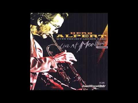 Herb Alpert - A Taste Of Honey (1996, live, jazz)