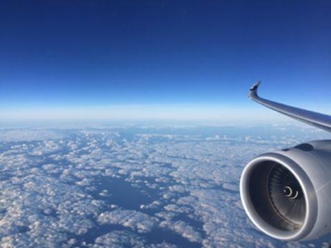 Taking Off From Helsinki In A Finnair A350XWB