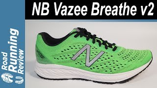 New Balance  Vazee Breathe v2 Review