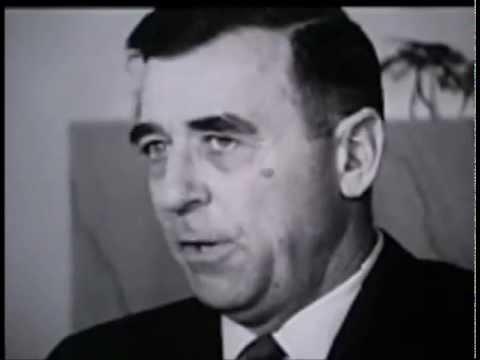 April 11, 1963 - General Edwin Walker interviewed after shooting incident