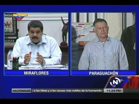 Maduro anuncia cierre de frontera en Zulia (Paraguachón) y estado de excepción