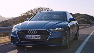 The all-new Audi A7 - Highlights