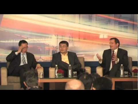 KPMG-China Shared Services-2011-Panel-Hybrid SSC-Service Providers Option-James Pang