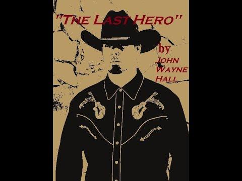Clint Eastwood tribute song written by John Wayne Hall .