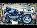 [Ep 01] 1986 BMW K100 Cafe Racer Project - Introduction - Review