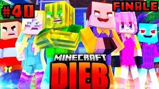 Der FINALE ENDKAMPF gegen DEN NACHBAR?! - Minecraft DIEB #40 (Finale) [Deutsch/HD]