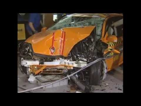 ADAC - Crashtest - Driving Tempo 80 Km/h: Fatal Crash