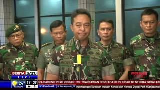 Istri Nyinyir Penusukan Wiranto, KSAD Beri Sanksi 2 Anggota TNI AD