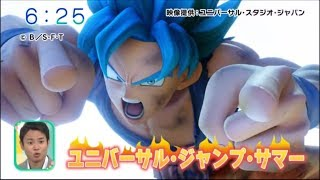 Dragon Ball Z: The Real 4D | Broly God Vs Goku SSB  - Inside Cinema