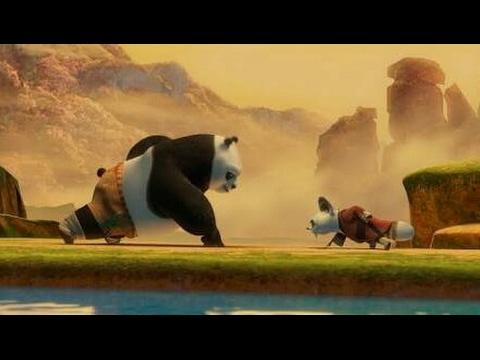 kung fu panda training