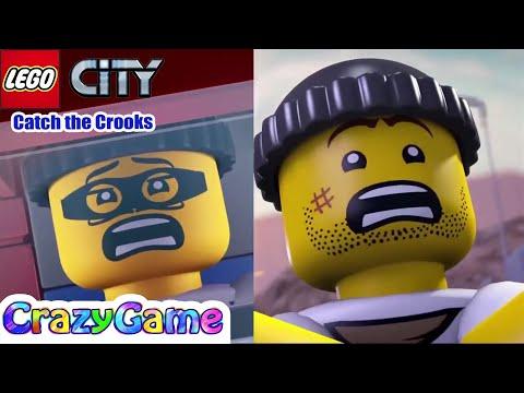 LEGO City Elite Police Station Catch the Crooks Full Mini Movie Complition thumbnail
