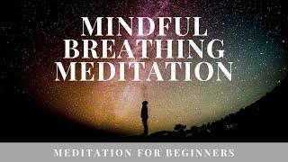 Breathing Meditation 10 minutes I Easy Meditation For Beginners