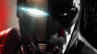 Batman Vs. Homem De Ferro  Duelo De Tit�s Remake