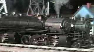 mth premier virginian triplex 2 8 8 8 2 o gauge steam locomotive