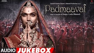 "We present to the full album- audio jukebox of the much-awaited Bollywood movie of 2018""Padmaavat"".Viacom18 Motion Pictures and Bhansali Productions ..."