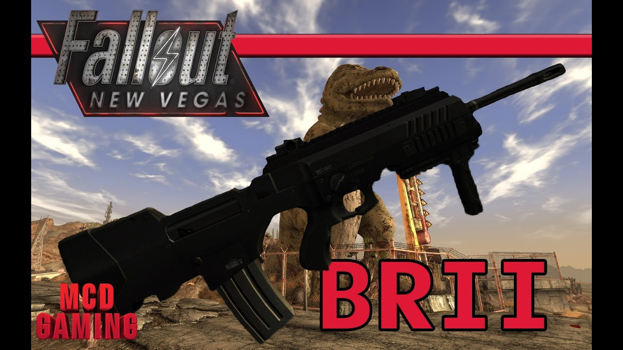 Mods Vegas New Fallout Overhaul