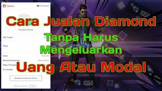 Cara Jualan Diamond Tanpa Harus Mengeluarkan Modal Free Fire Indonesia Youtube