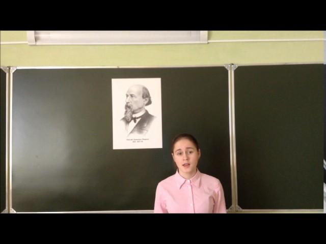 Изображение предпросмотра прочтения – МарияКоваль читает произведение «Маша» Н.А.Некрасова