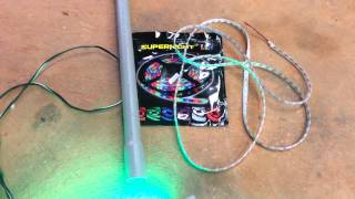 easy LED crappie light