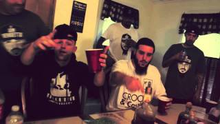 "Vendetta & Yak Boy Fresh-""Drinking On A Budget"""
