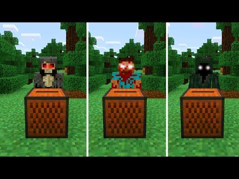 How to Make CREEPY SOUNDS in Minecraft Tutorial! (Pocket