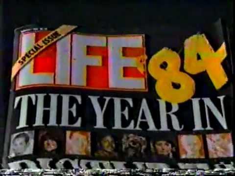 1984 Life Magazine Commercial