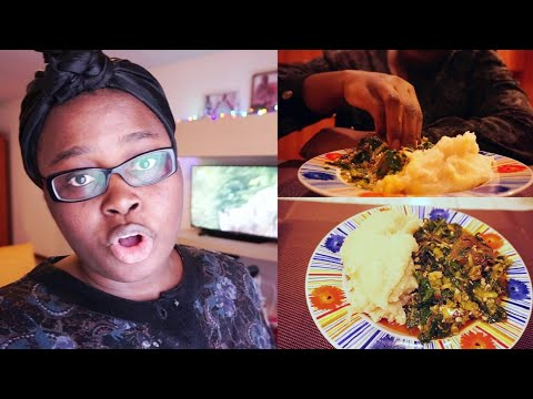 how to cook okro soup youtube